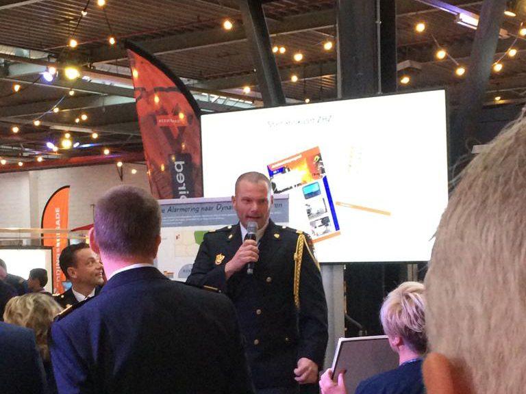 VRR wint Innovatieprijs met  de CityGIS Brandweer Aanrijtijden (ART) Server