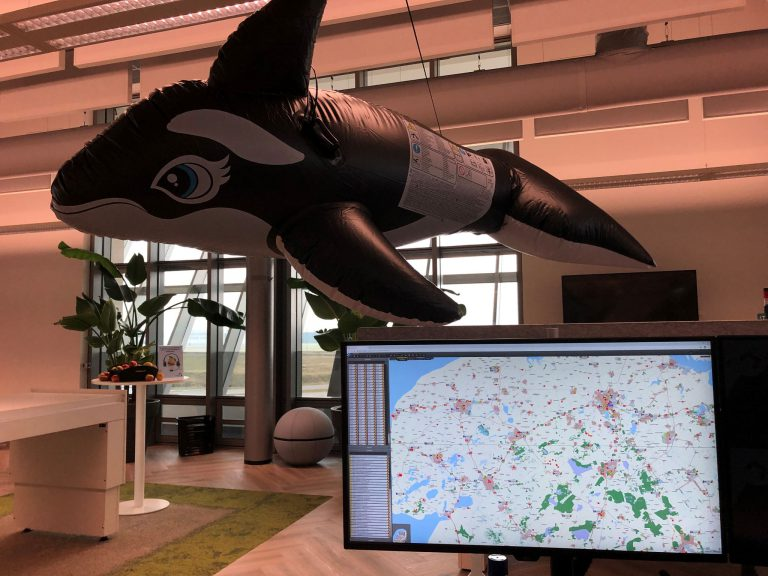 Orca in Drachten